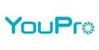 Продукция компании YouPro. Логотип компании YouPro