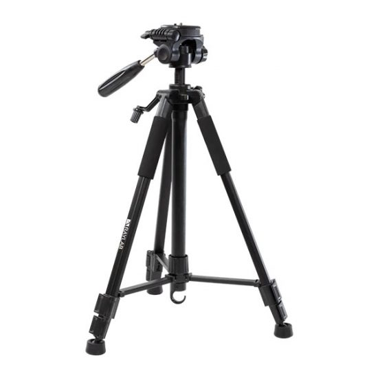 Tripod Raylab Travel 55 with video head