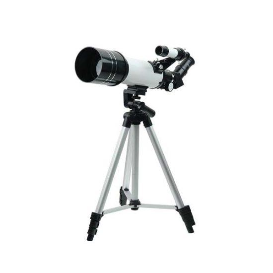 Telescope Veber 400/70 with backpack