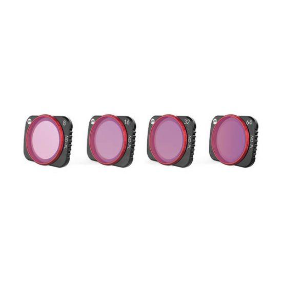 Filters PGYTECH NDPL 8 16 32 64 для DJI MAVIC AIR 2 (P-16A-035)