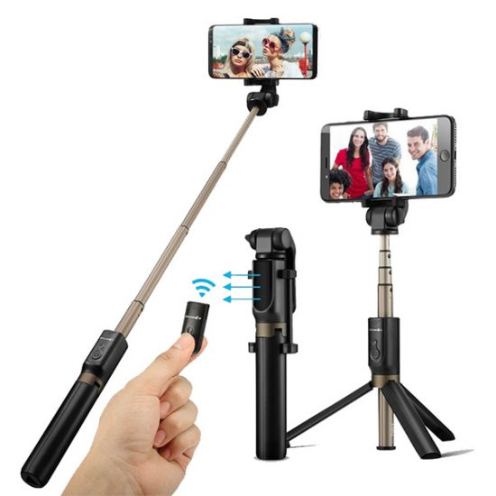 Selfie Stick Dispho 60 см with Bluetooth