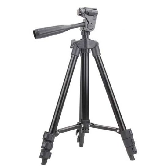 Tripod 3120 with video head