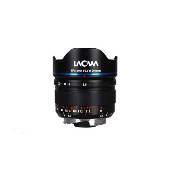 Lens Laowa 9mm f/5.6 FF RL