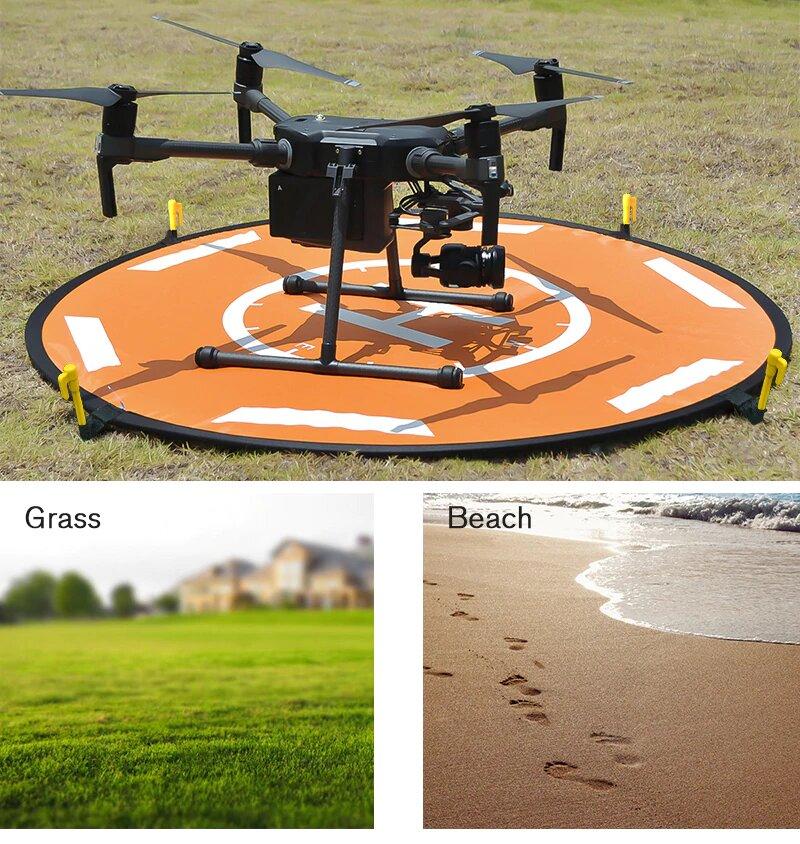 Посадочная площадка STARTRC для дронов