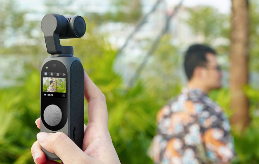 Экшн-камера со стабилизатором Xiaomi FIMI Palm 2